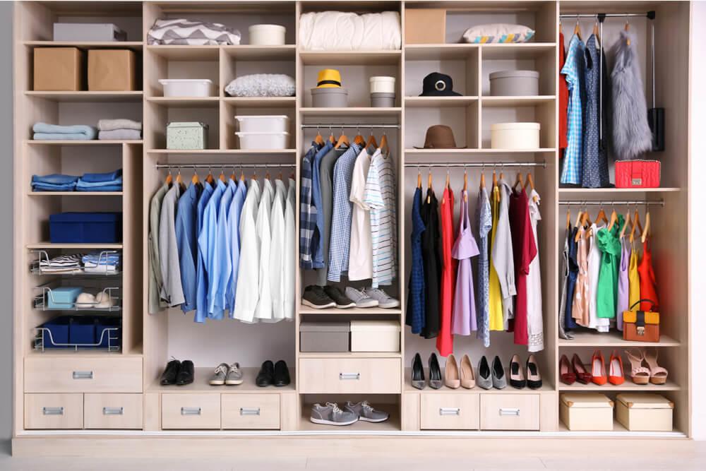 Como Ordenar Armarios Ideas Y Consejos Para Organizarlos - Ordenar-armarios